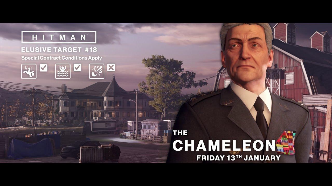 HITMAN Elusive Target #18 The Chameleon