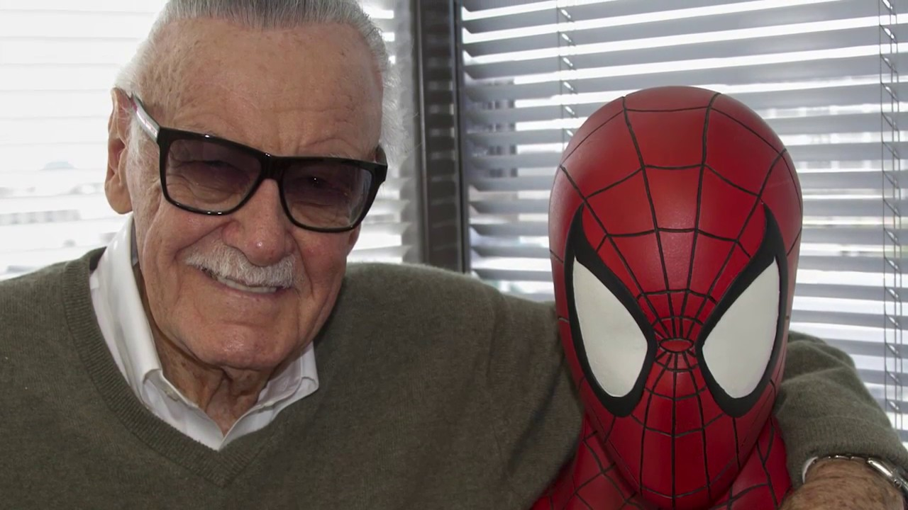 Stan Lee Commemorates 75 Years at Marvel