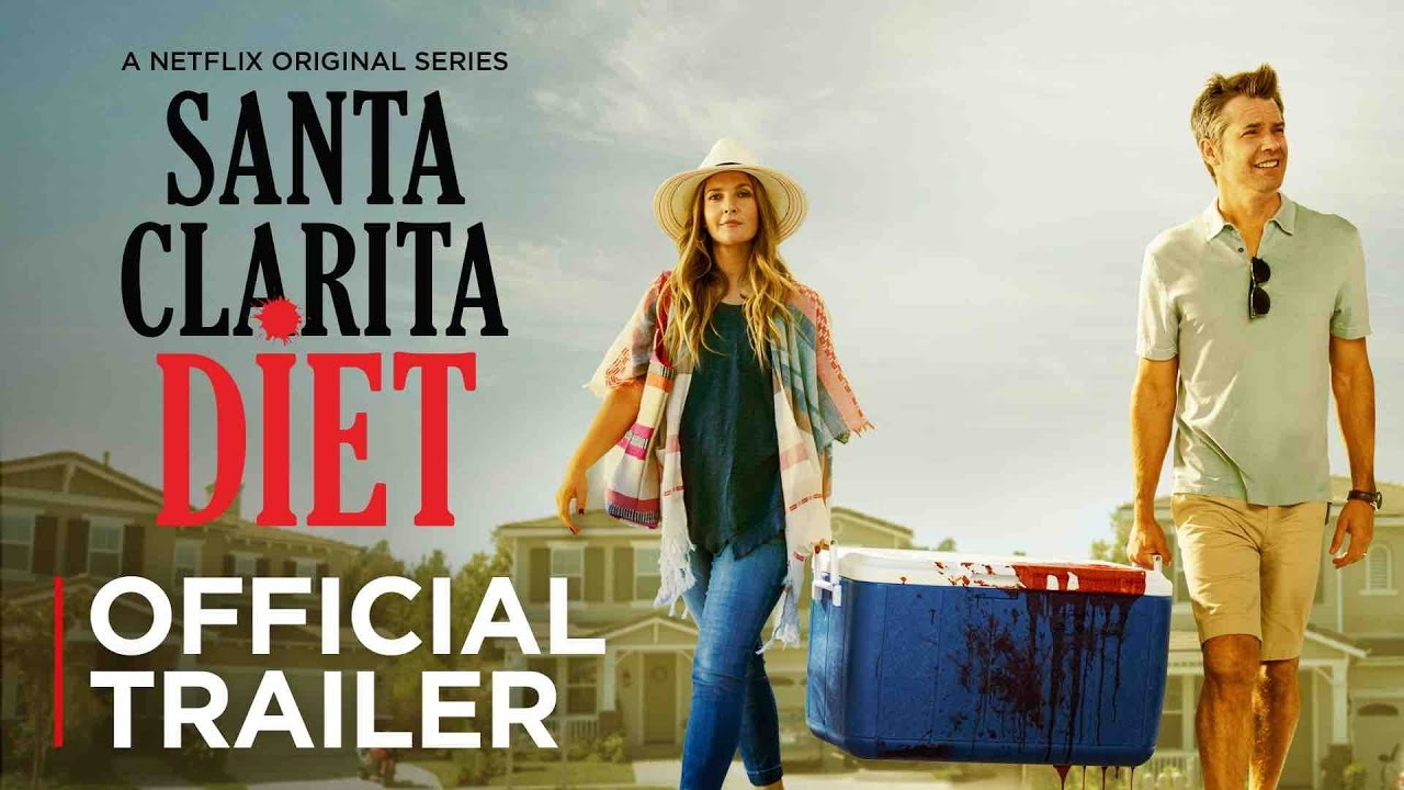 Santa Clarita Diet | Official Trailer [HD]