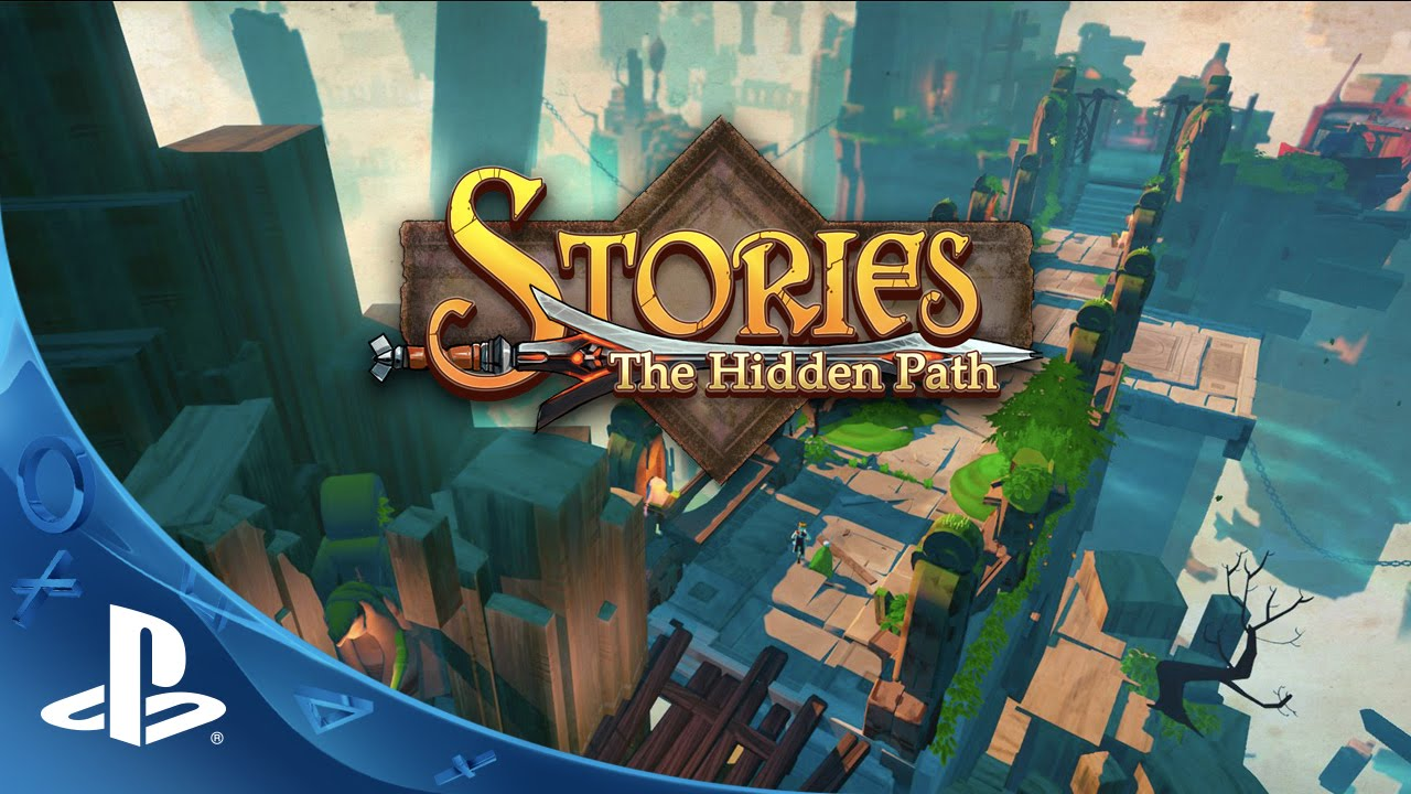 Stories: The Hidden Path - Reveal Trailer | PS4