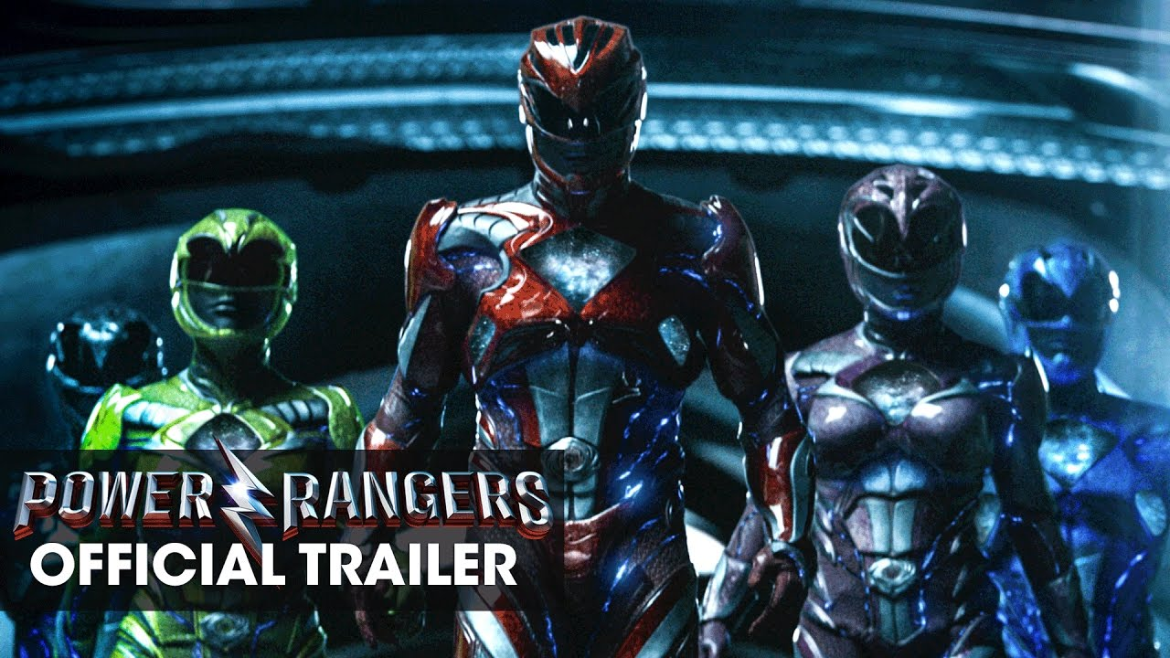 Power Rangers - Official Trailer – It's Morphin Time!
