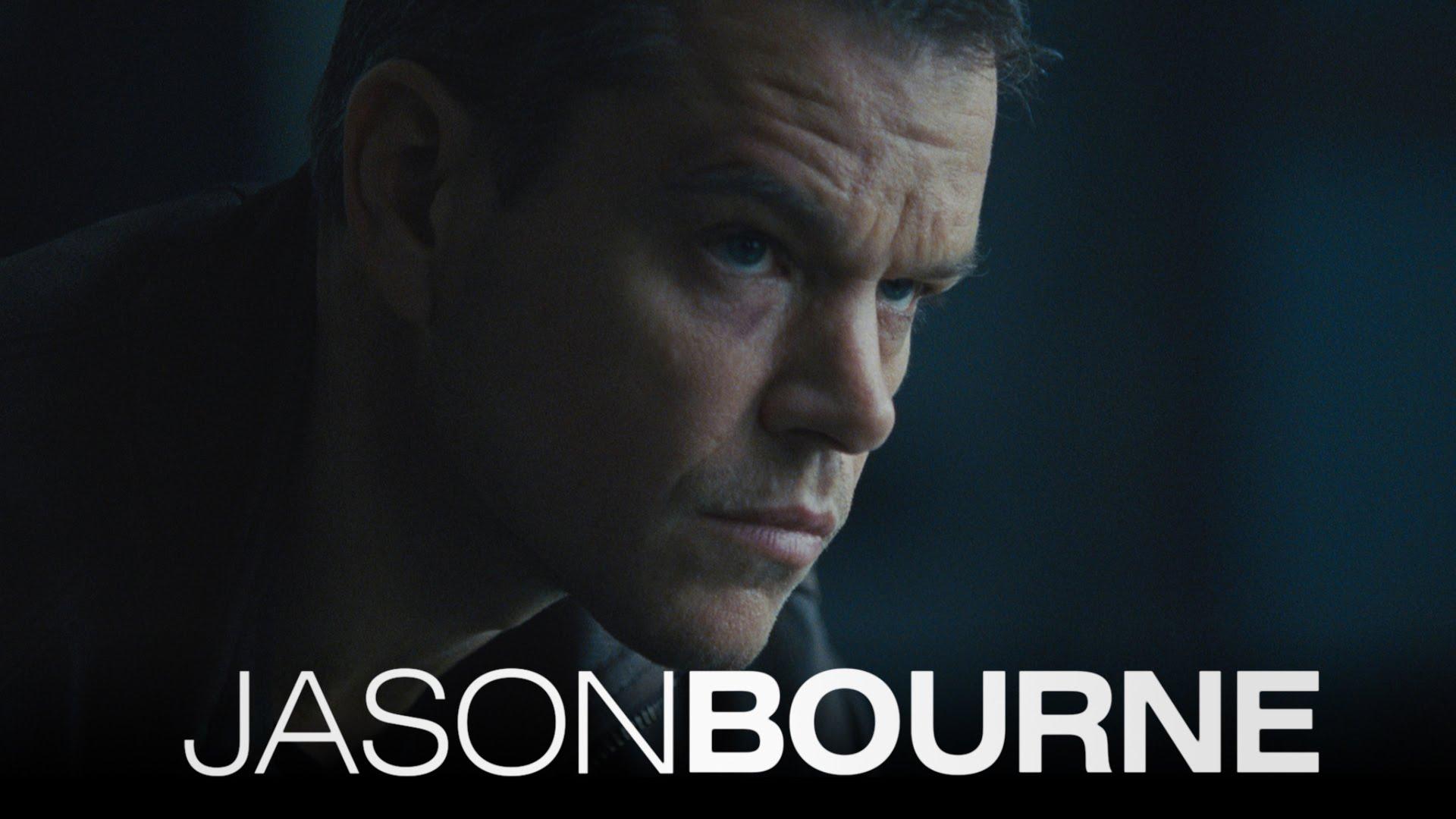JASON BOURNE - First Look