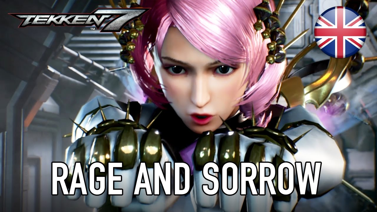 TEKKEN 7 - Rage and Sorrow
