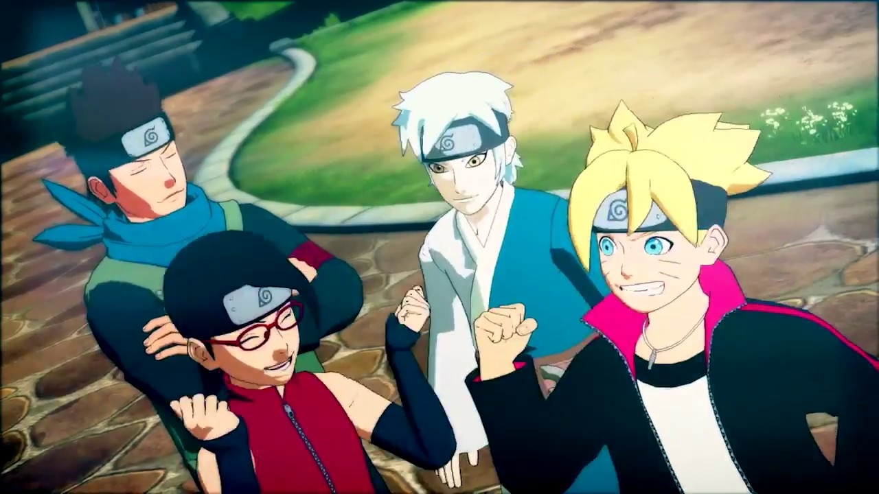 Naruto Ultimate Ninja Storm 4 - Road to Boruto Launch Trailer