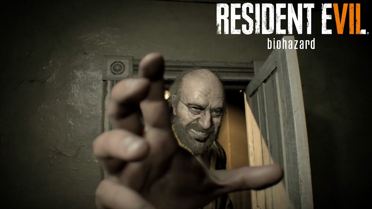 "Resident Evil 7 biohazard TAPE-4 ""Biohazard"" - Launch Trailer"