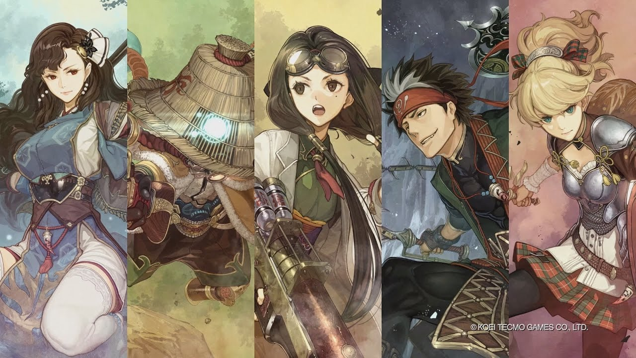 Toukiden 2 Promotional Trailer 1