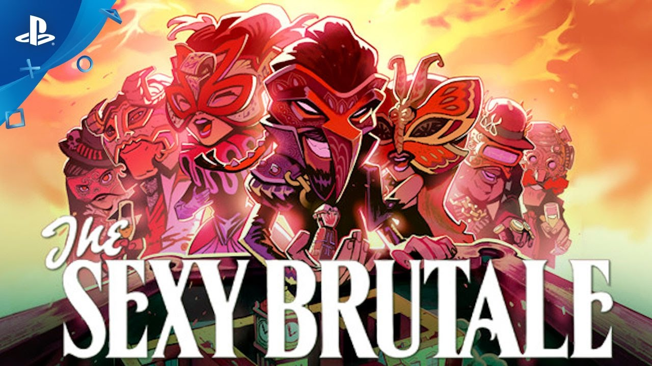 The Sexy Brutale - Gameplay Trailer