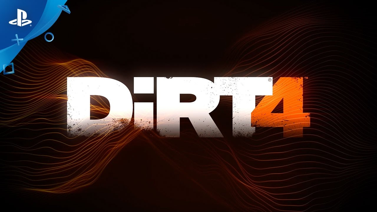 DiRT 4 - Announce Trailer