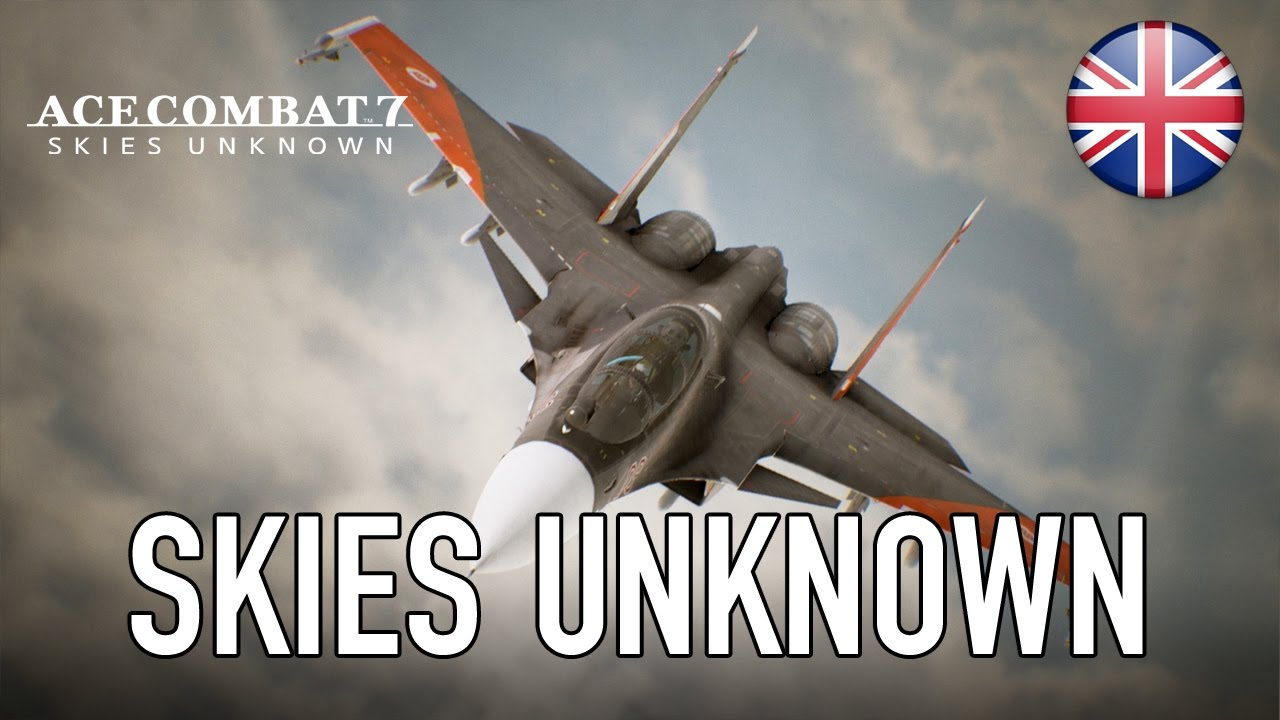 Ace Combat 7 - Skies Unknown (Extended Trailer)