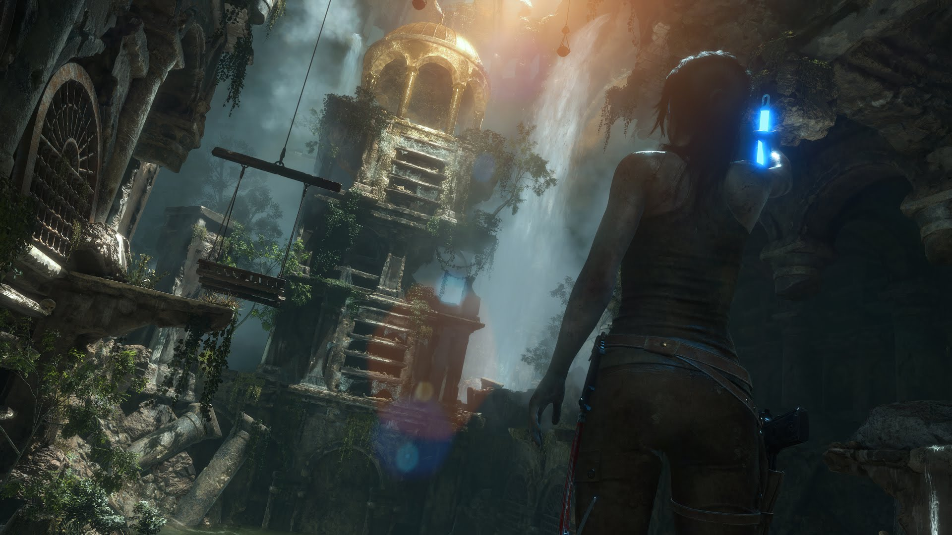 Rise of the Tomb Raider: PC Tech Feature