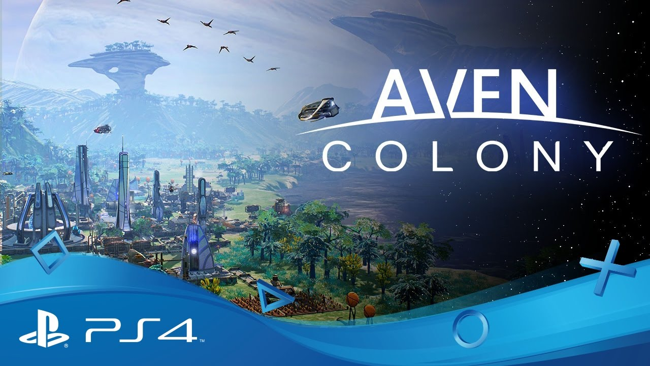 Aven Colony | Announcement Trailer
