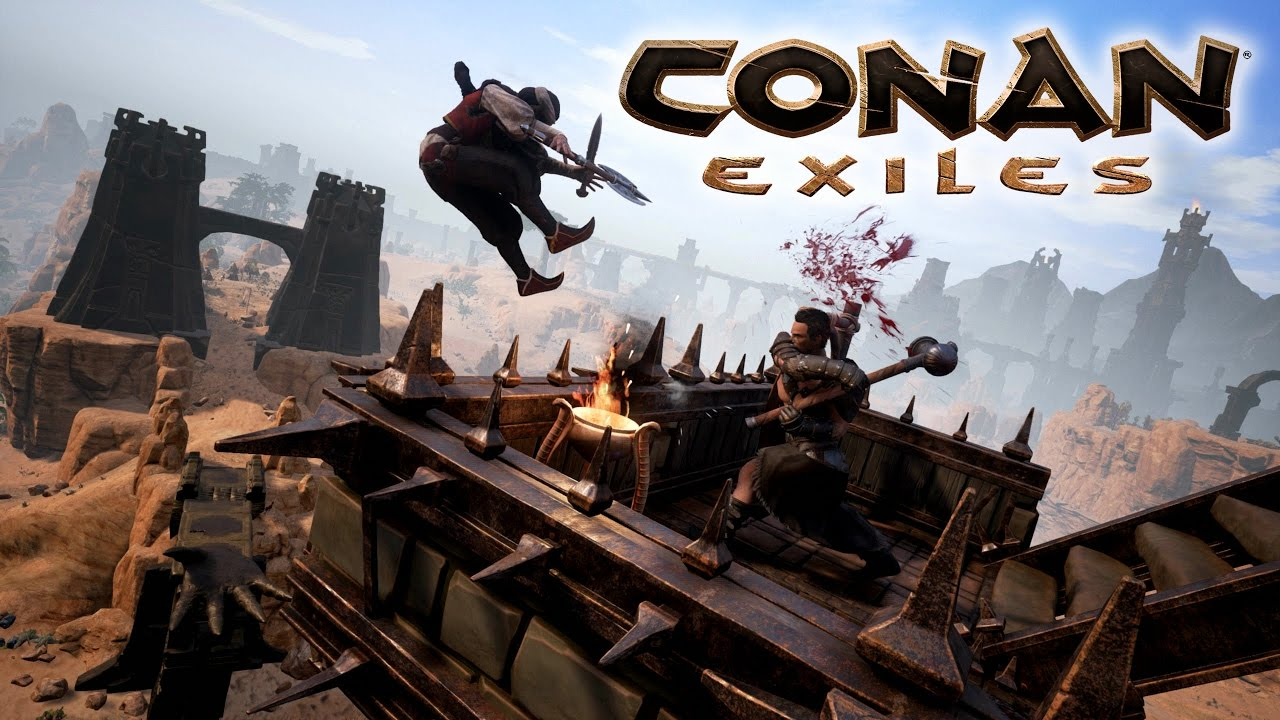 Conan Exiles - Early Access Launch Trailer
