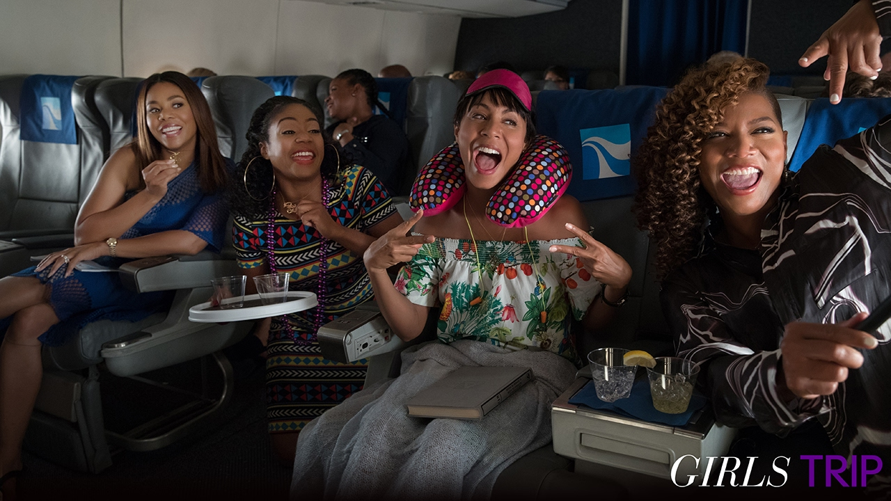 Girls Trip - Announcement Video (HD)