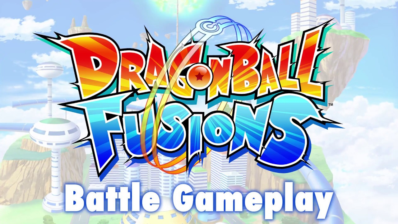 Dragon Ball Fusions - Battle Gameplay Trailer