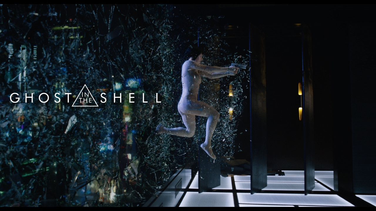 Ghost in the Shell (2017) - Big Game Spot