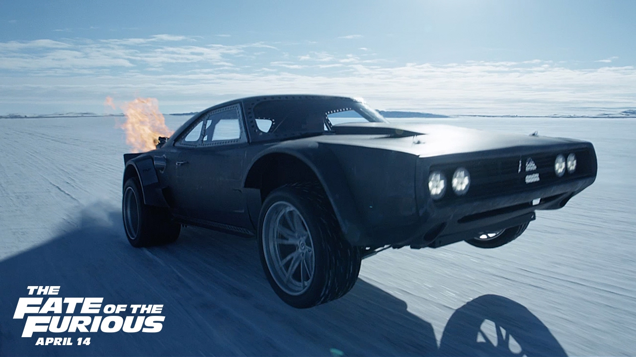 The Fate of the Furious - Big Game Spot (HD)