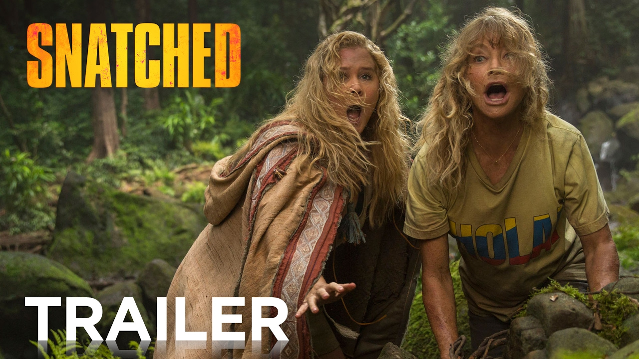 Snatched | Official Trailer [HD]