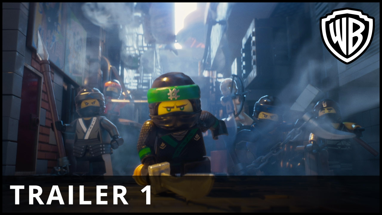 The LEGO® NINJAGO® Movie - Trailer 1
