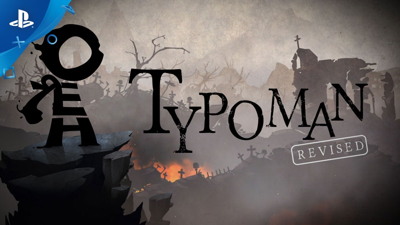 Typoman - Launch Trailer