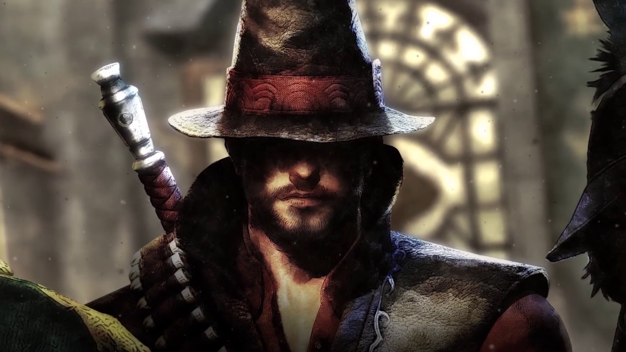 Victor Vran Overkill Edition Announcement Trailer