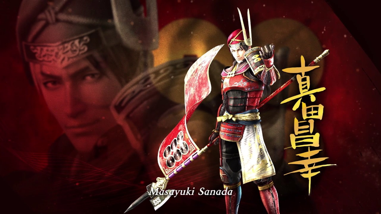 Samurai Warriors - Spirit of Sanada Launch Trailer