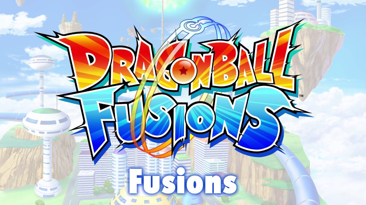 Dragon Ball Fusions - Fusions Gameplay Trailer