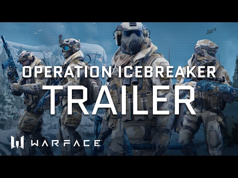 Warface - Operation: Icebreaker Trailer