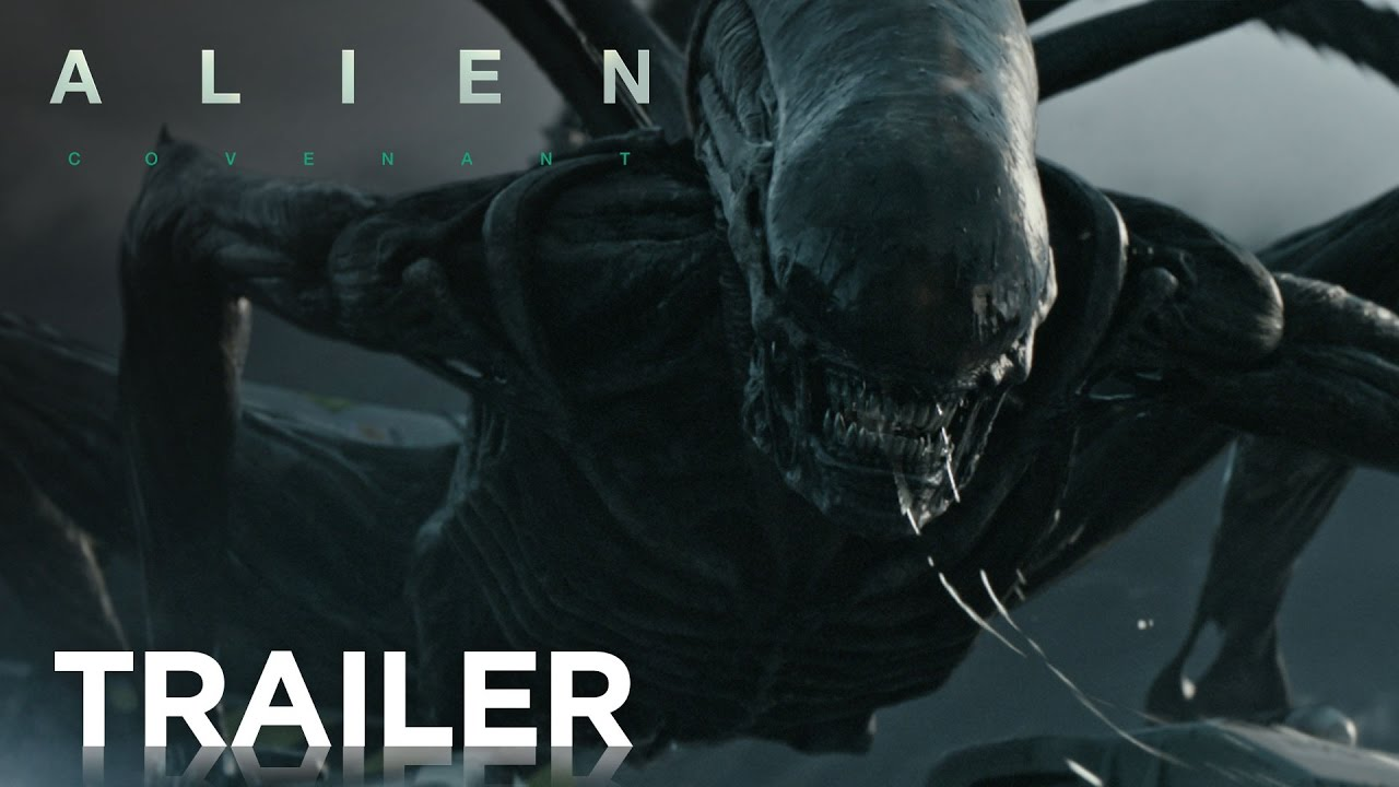 Alien: Covenant | Official Trailer [HD]