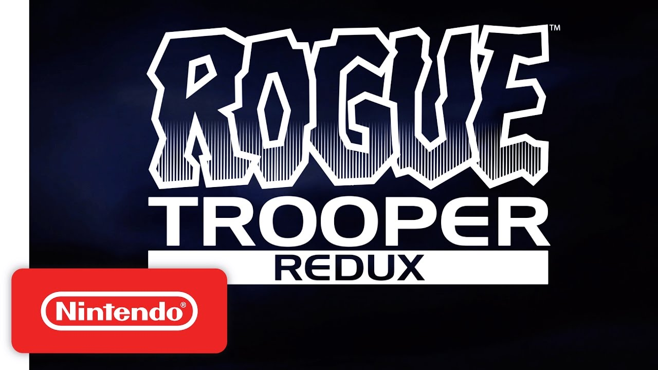 Rogue Trooper Redux Teaser – Nintendo Switch Trailer