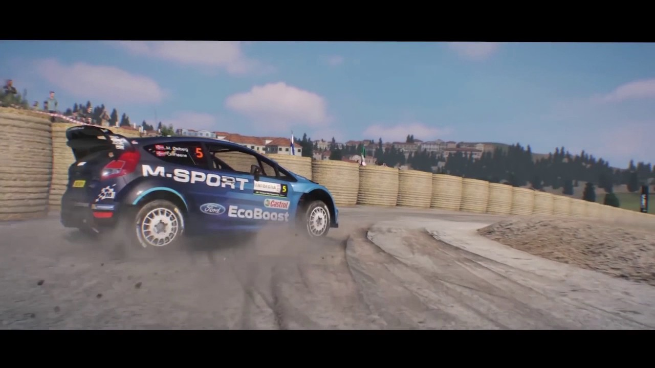 WRC6 Launch Trailer