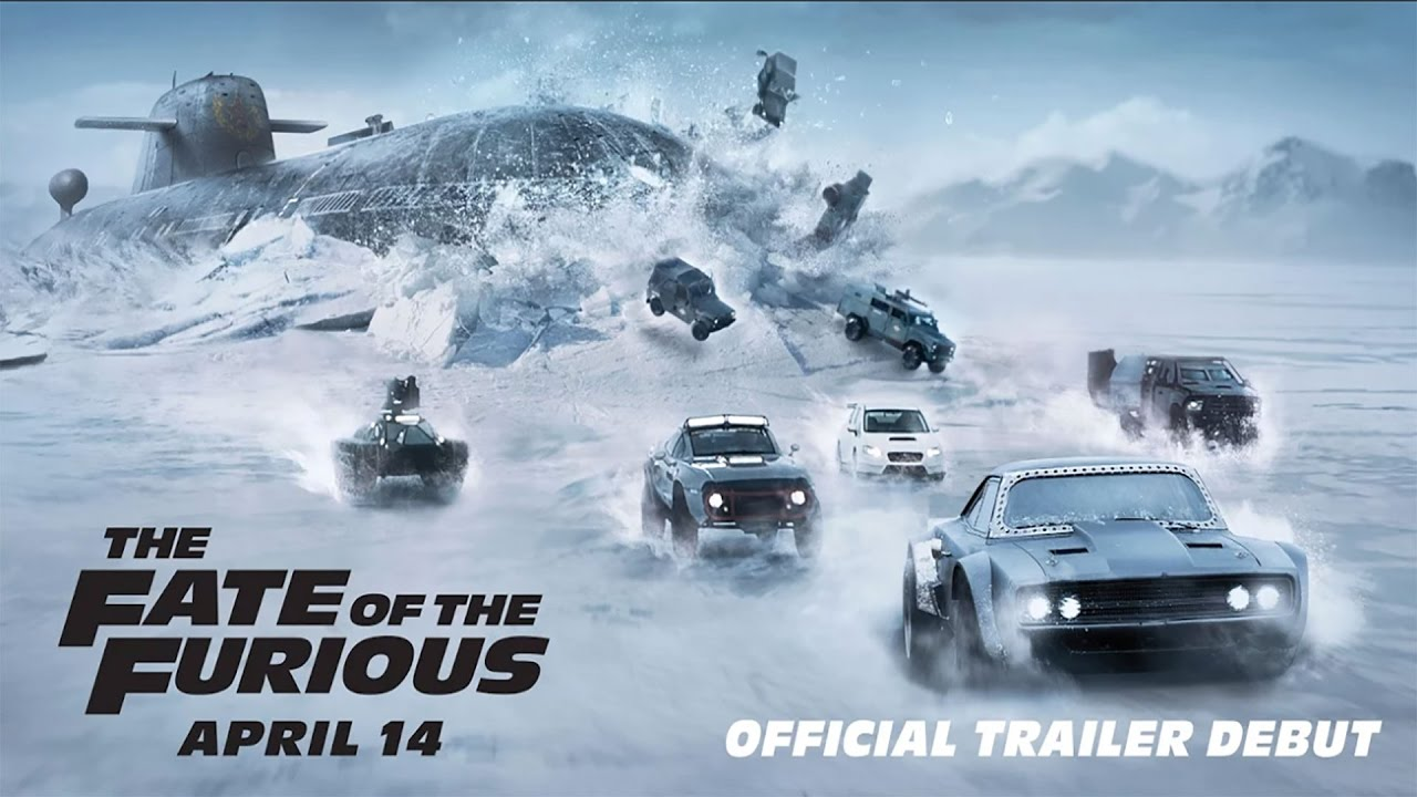 The Fate of the Furious - Official Trailer #2 (HD)