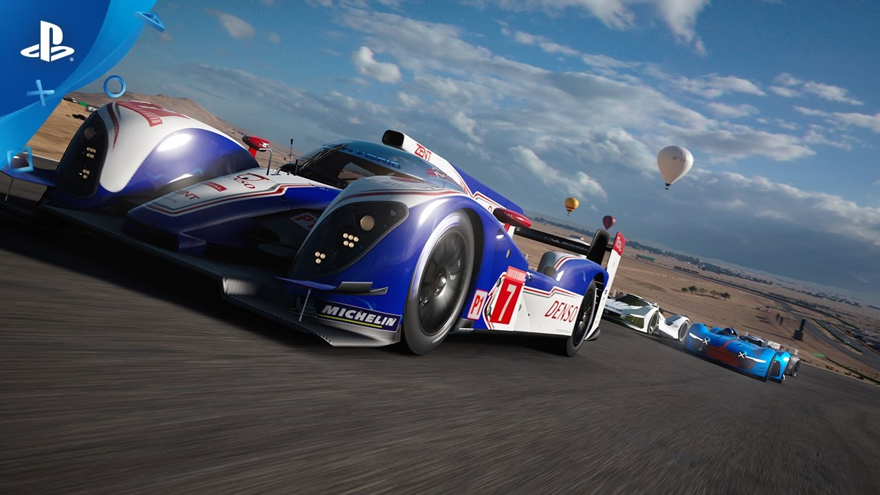 Gran Turismo Sport - Closed Beta Trailer