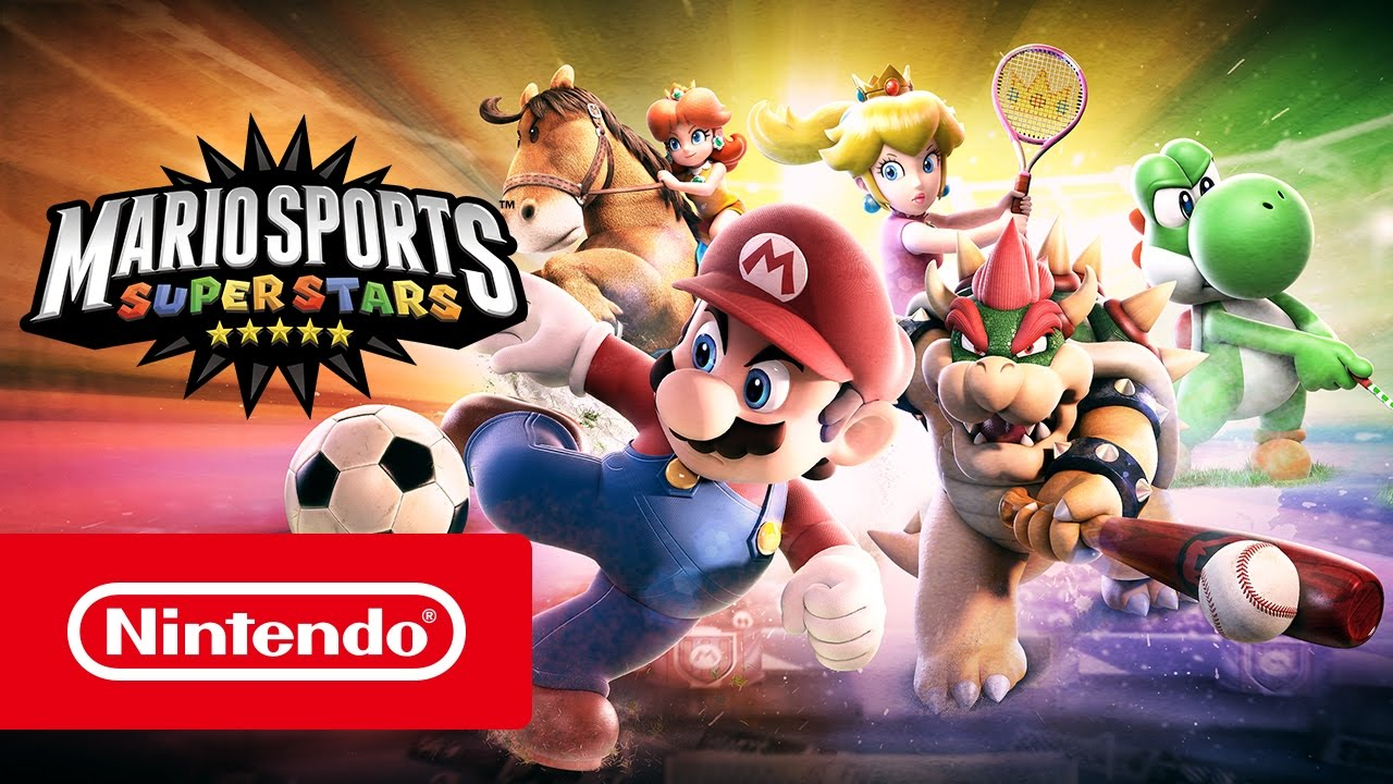 Mario Sports Superstars – Release-Trailer (3DS)