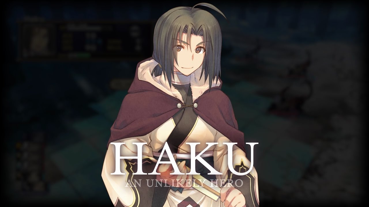 Utawarerumono Mask of Deception: Haku Trailer