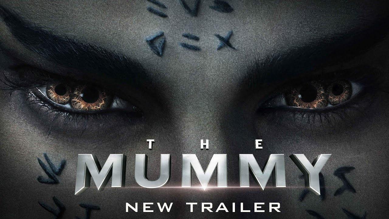 The Mummy - Official Trailer #2 [HD]