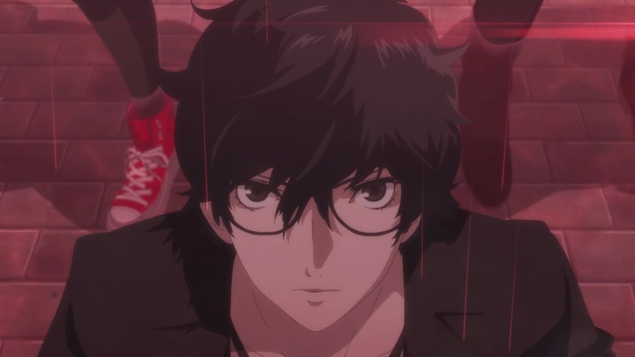 Persona 5: Launch Trailer