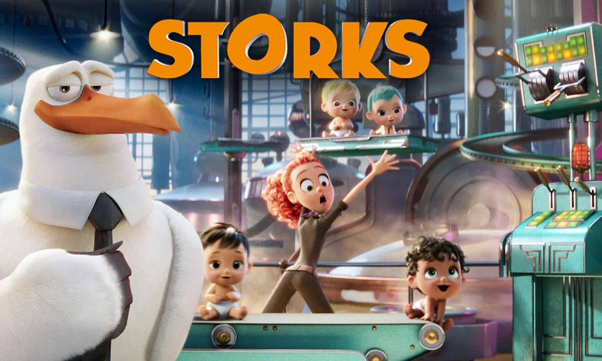 Storks - Official Announcement Trailer