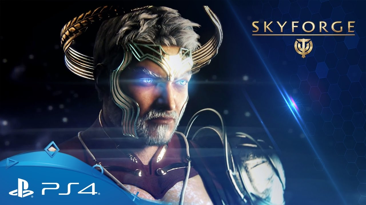 Skyforge | Release Trailer