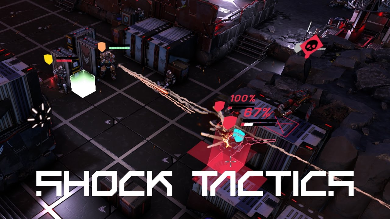 Shock Tactics Release Trailer