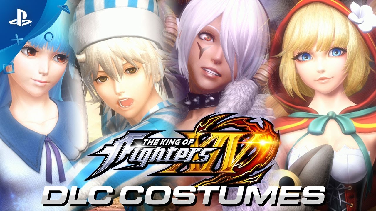 The King of Fighters XIV - DLC Costumes Trailer
