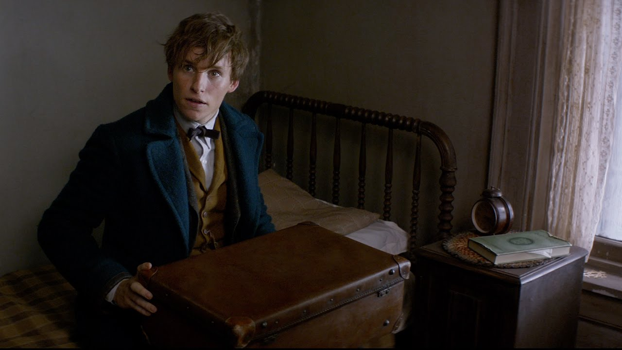 Fantastic Beasts and Where to Find Them - Announcement Trailer