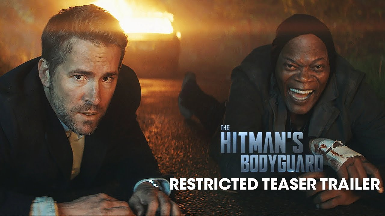 The Hitman's Bodyguard (2017) Restricted Teaser Trailer