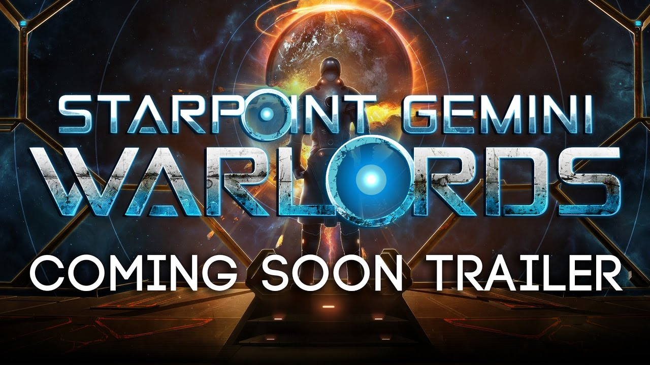 Starpoint Gemini Warlords - Coming Soon Trailer