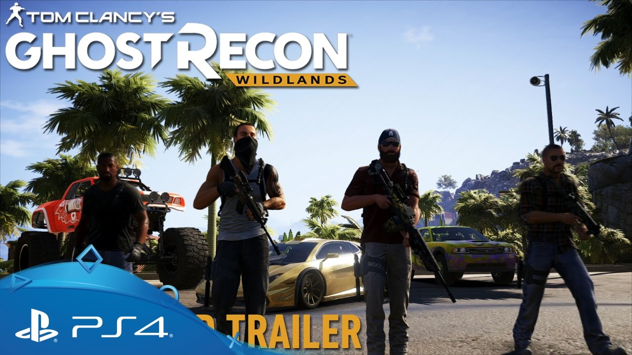 Tom Clancy's Ghost Recon Wildlands | Narco Road Trailer