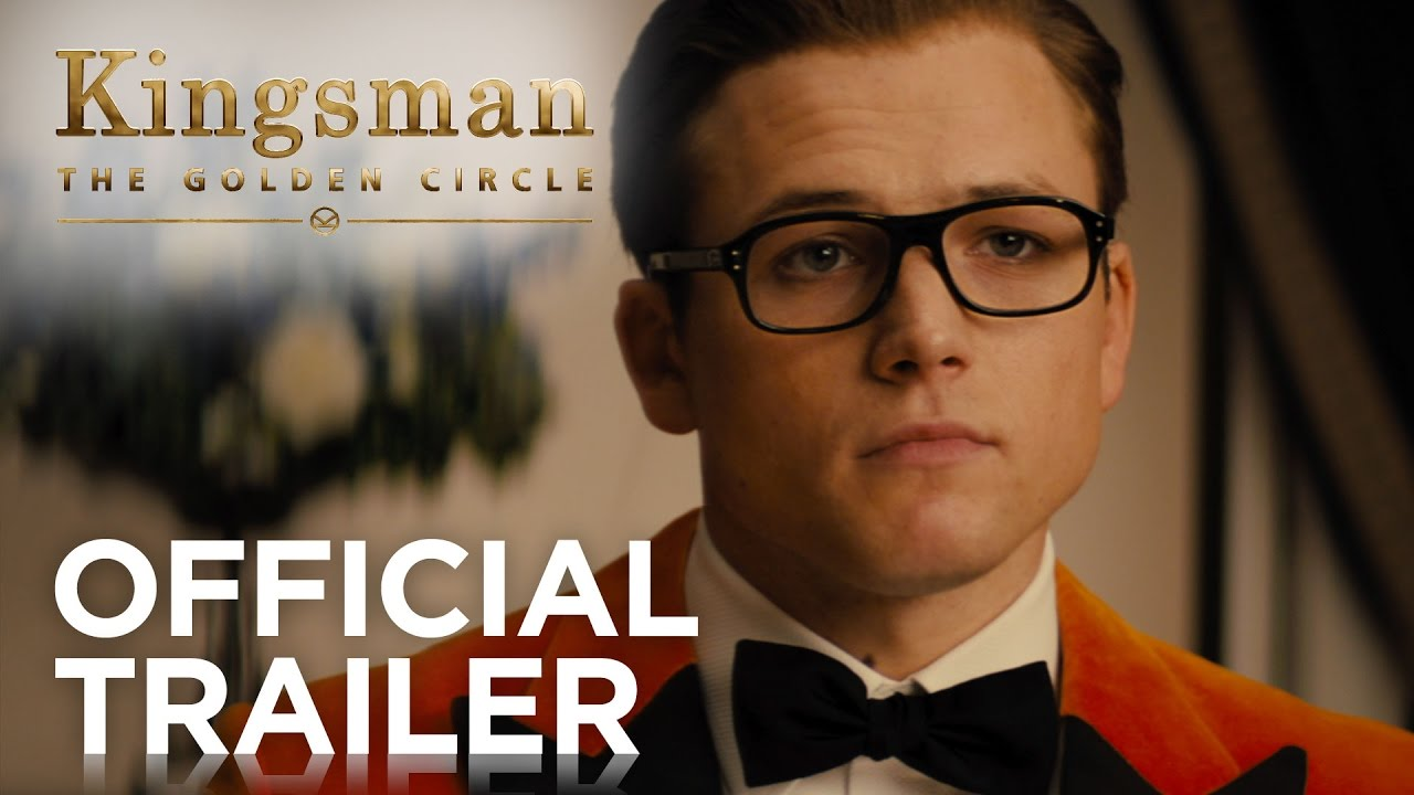 Kingsman: The Golden Circle | Official HD Trailer #1