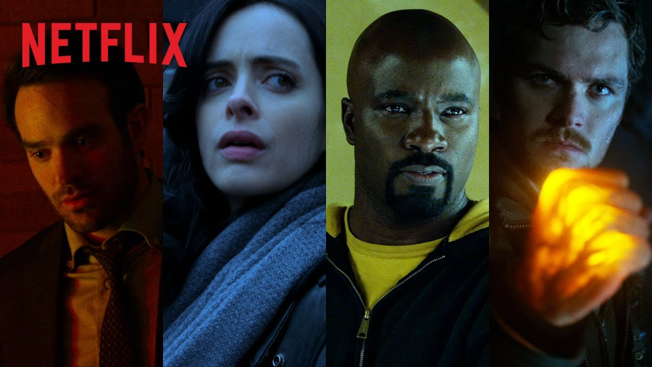 Marvel's The Defenders | Official Trailer