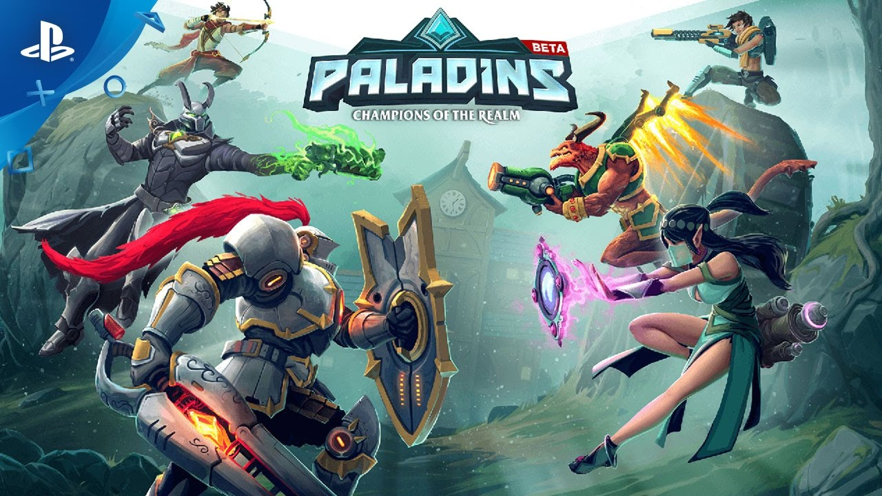 Paladins - Cinematic Trailer