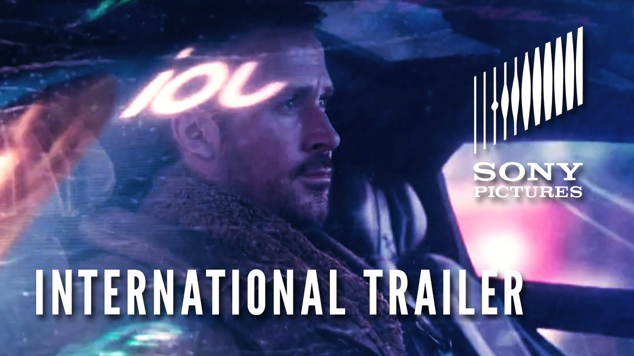 Blade Runner International Trailer #2