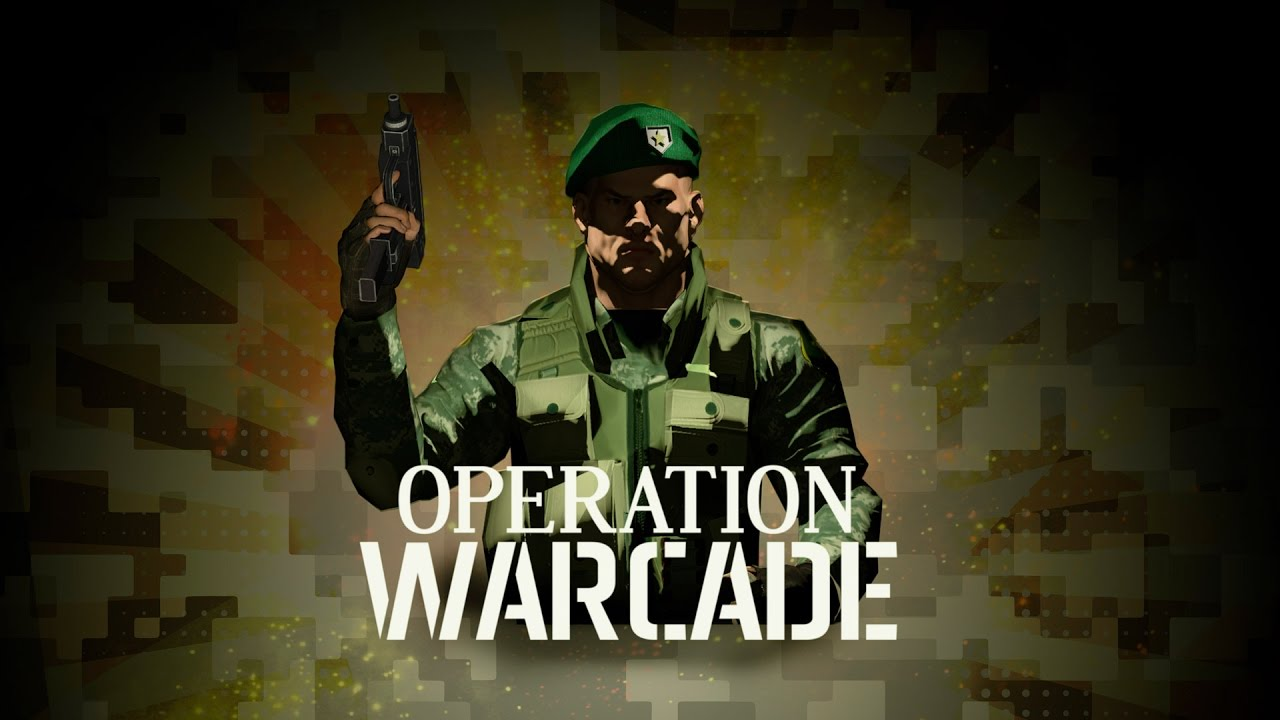 Operation Warcade Trailer