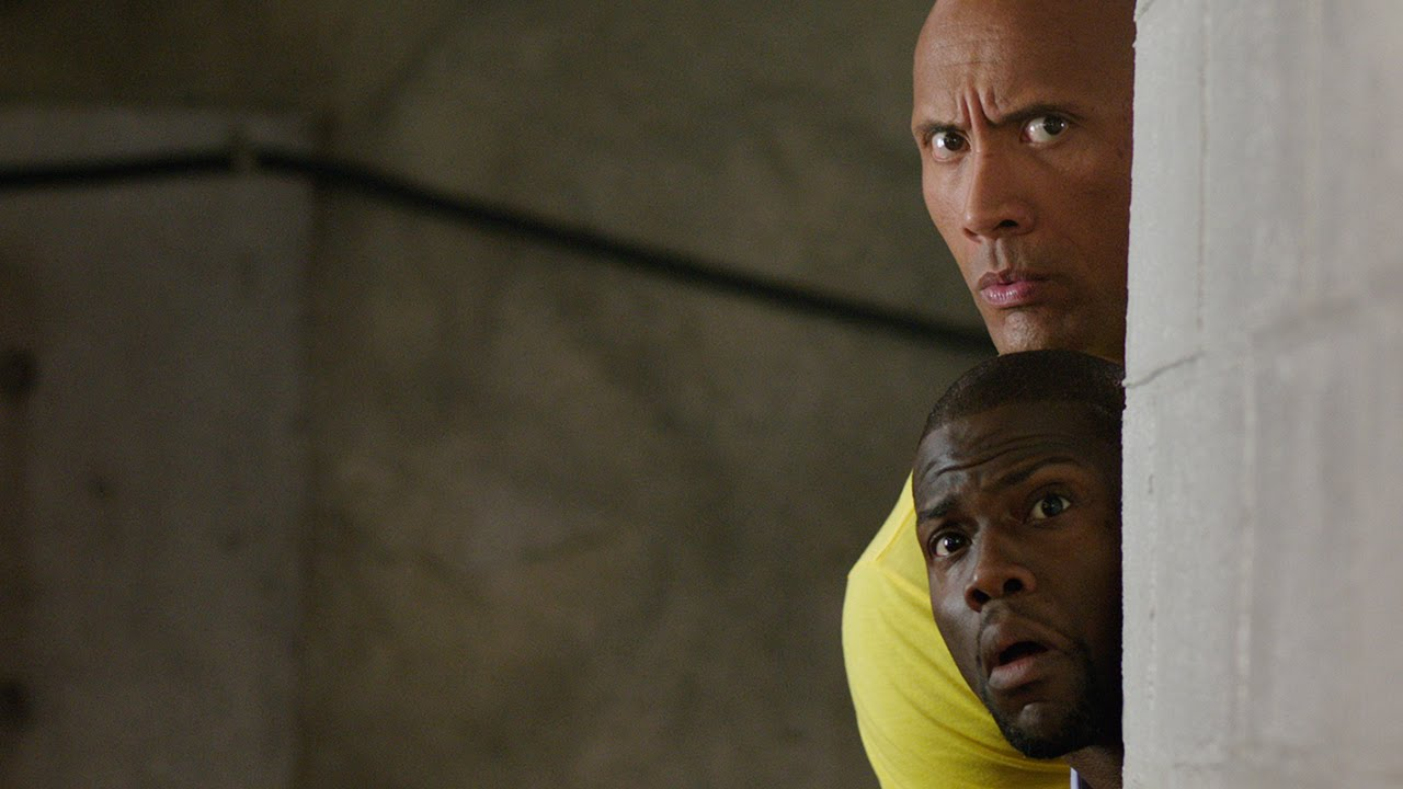 Central Intelligence - Official Teaser Trailer
